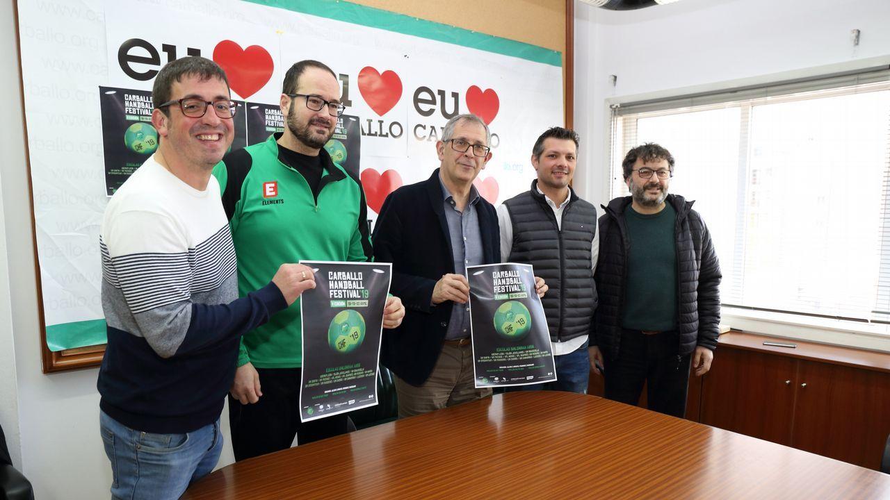 El líder de Ciudadanos, Albert Rivera, en un acto electoral en Málaga el pasado día 12 de abril