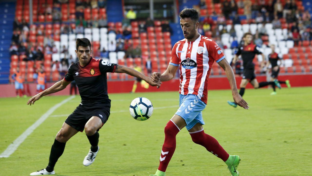 Edificio de Servicios Múltiples.Edu Bedia ya es jugador del Zaragoza