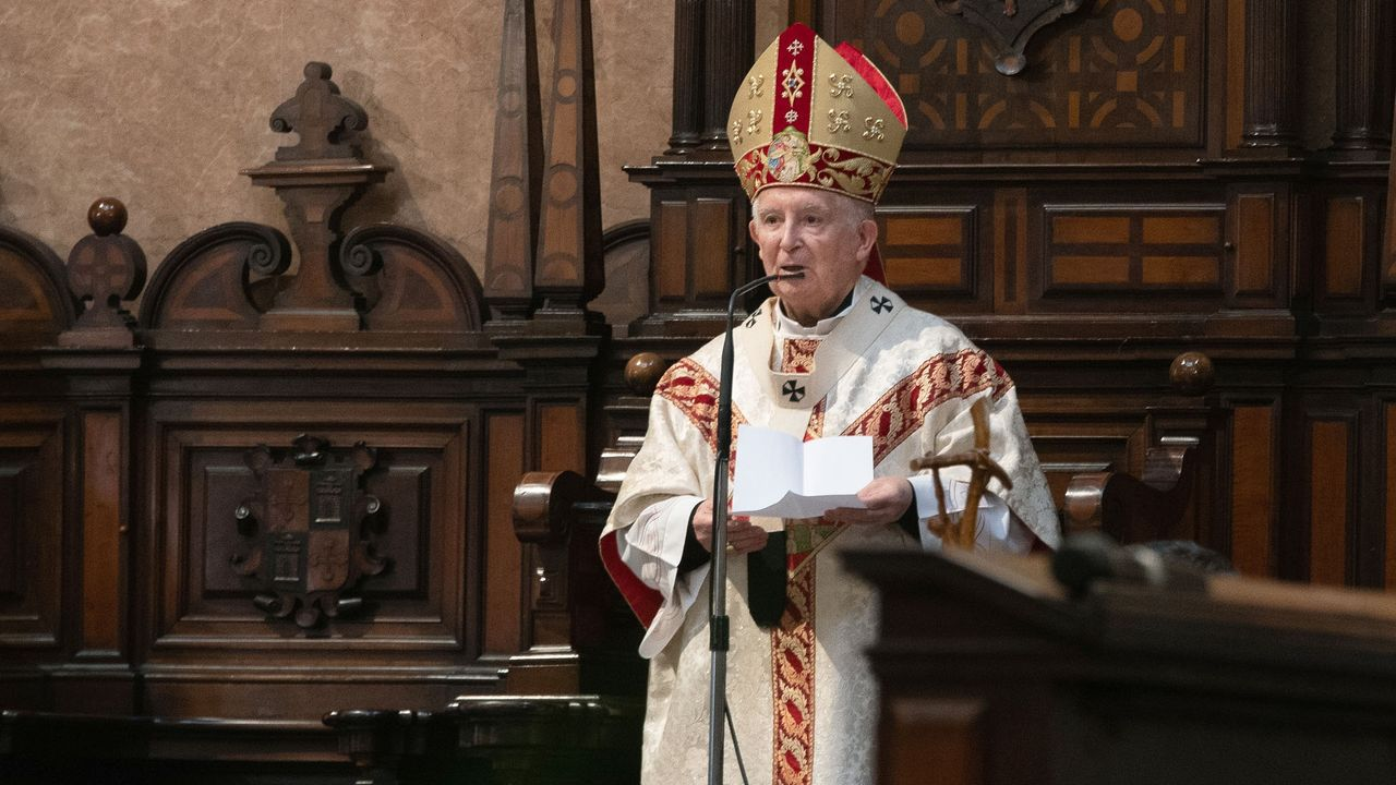 Foto de archivo del cardenal Antonio Cañizares