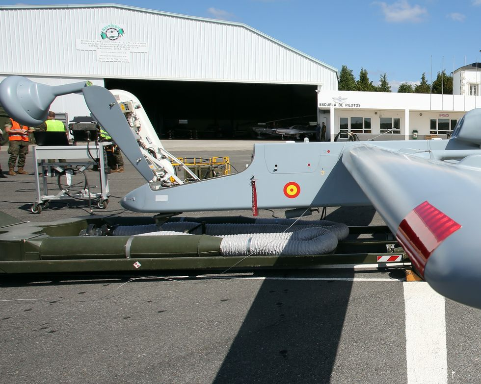 Los UAV del Ejército participaron en misiones en Afganistan