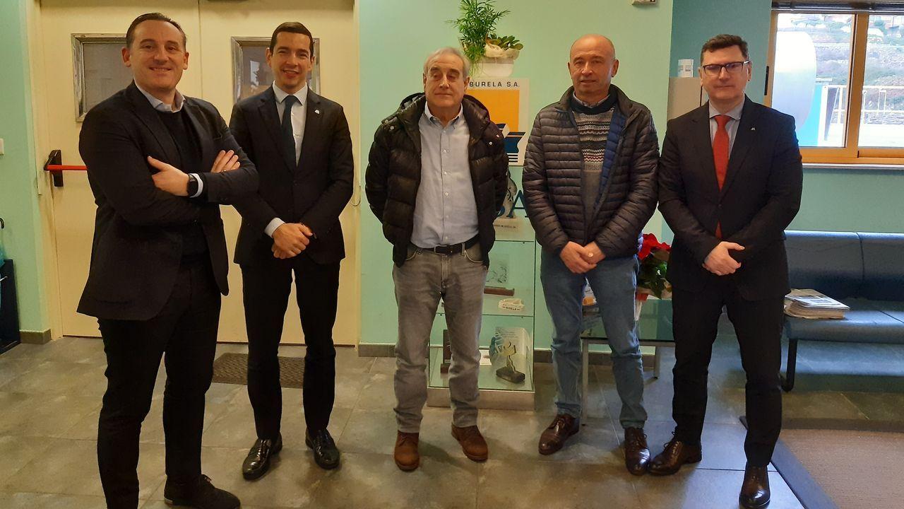 En directo: Firma del acuerdo entre Deportivo y Abanca.Centro Ieside de Afundación, el germen de la futura Universidad