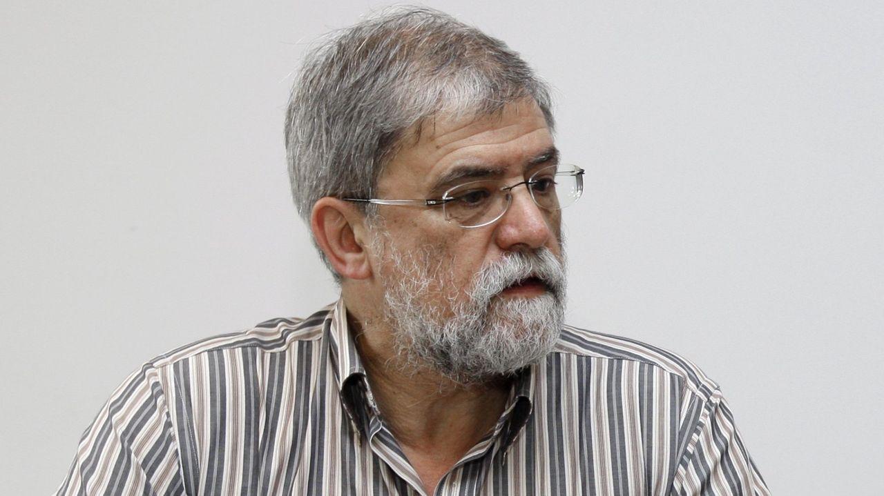 José Manuel Moreno, jefe de Atención Primaria en Viveiro
