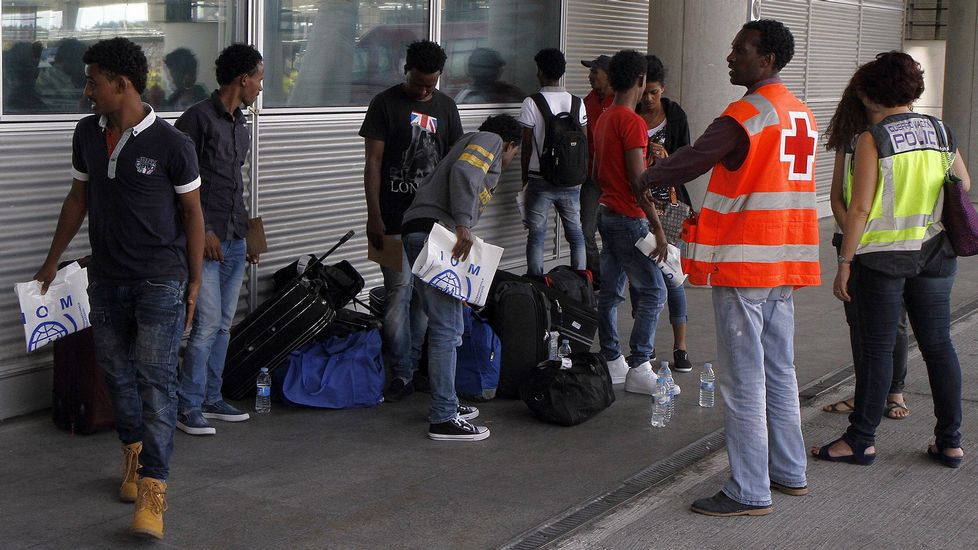 El Estado Islámico reivindica el ataque suicida de Ansbach.El grupo de refugiados eritreos