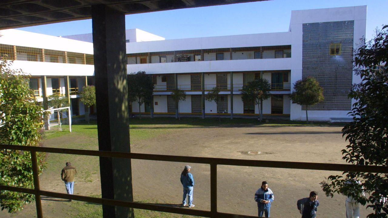 Imagen de archivo del centro penitenciario de O Pereiro de Aguiar (Ourense)