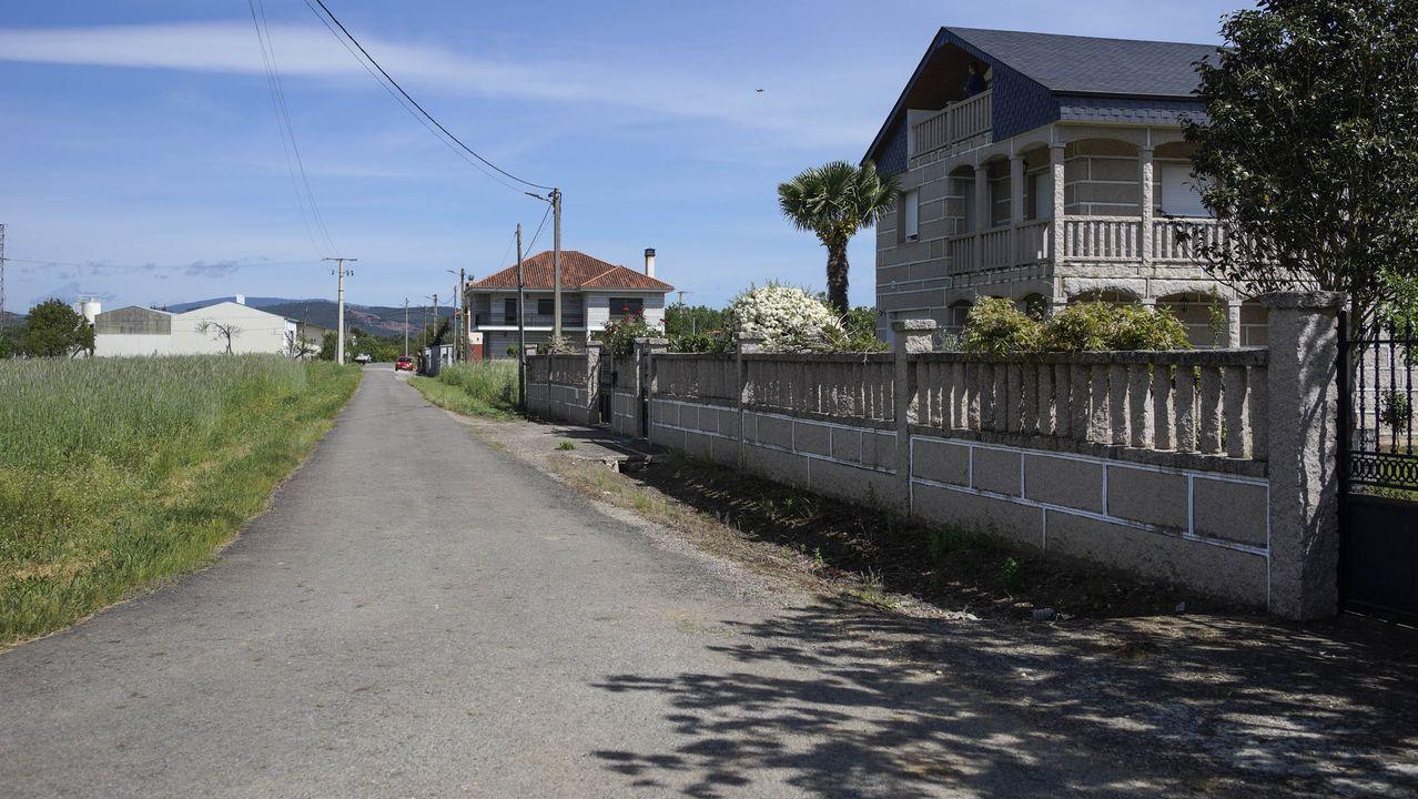 Imagen del rural verinense durante el confinamiento