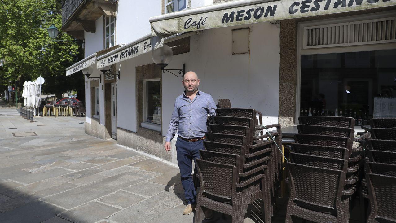 Ramón Raña, del Cestaños y La Jefatura, todavía no abre