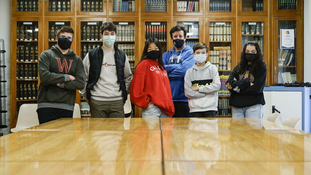 De los seis finalistas en toda España, cinco son de este centro de la ciudad