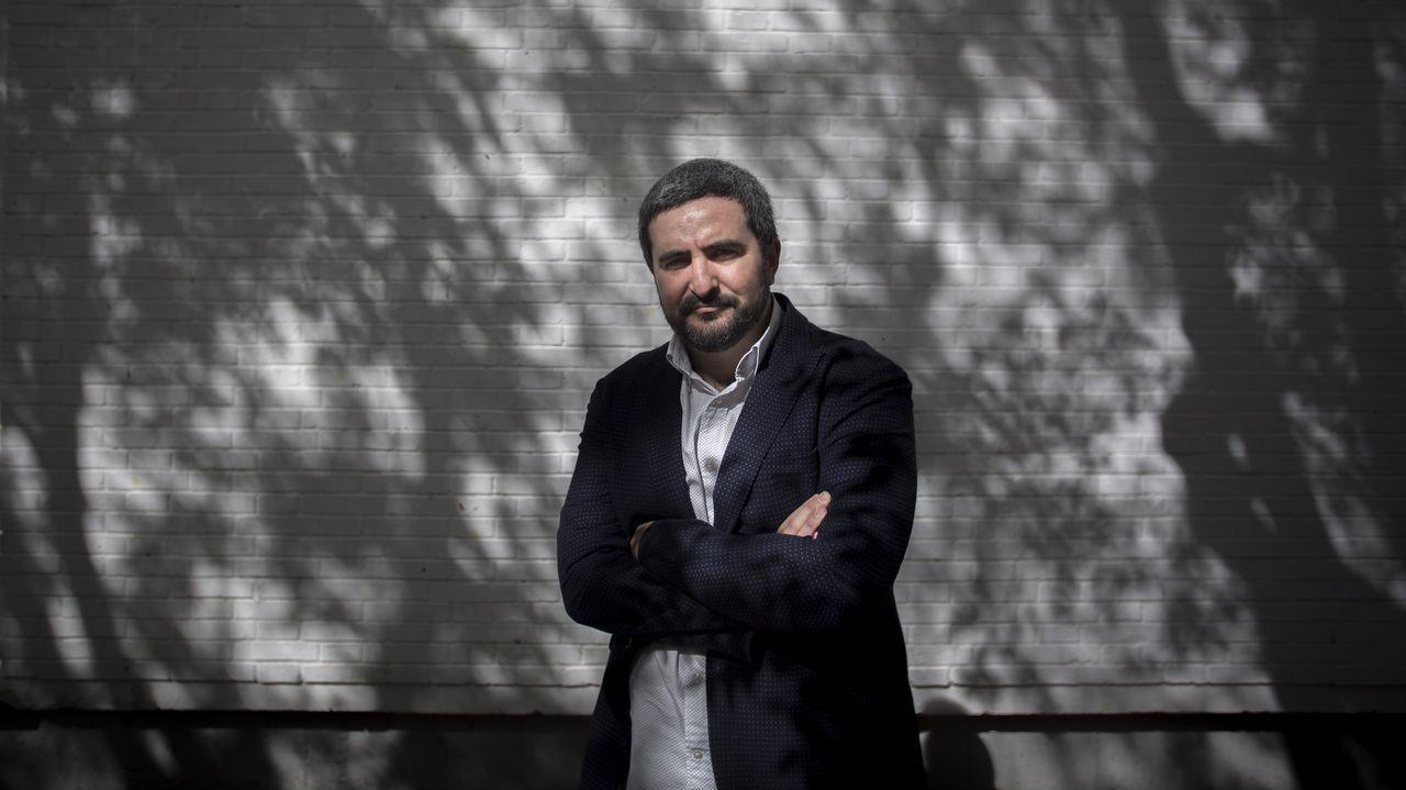 Gran celebración de la Voda da Pita en As Eiroás.Daniel Ruiz