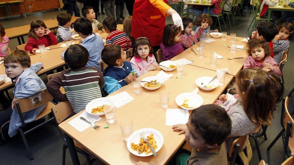 La nueva empresa servirá comida a mediodía en nueve colegios y desayunos en diez