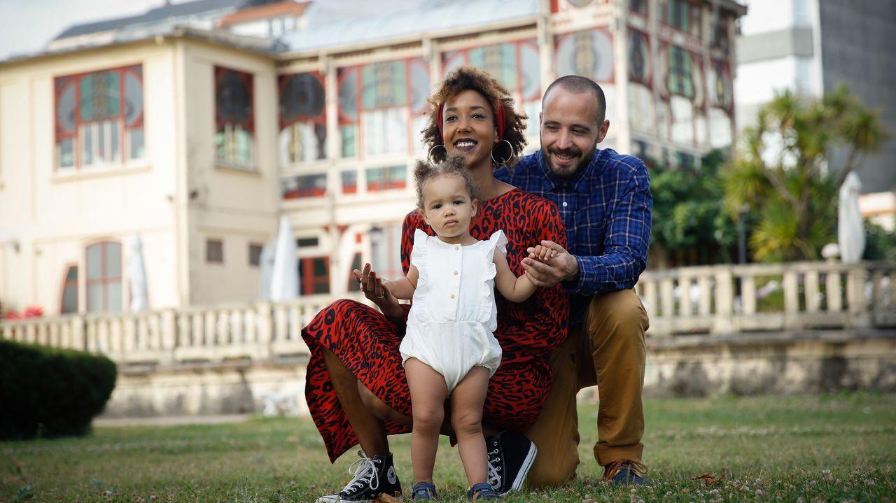 arrastrero .Una de las casas que el Concello de Trabada cede gratis a familias que escolaricen a sus hijos en el pueblo
