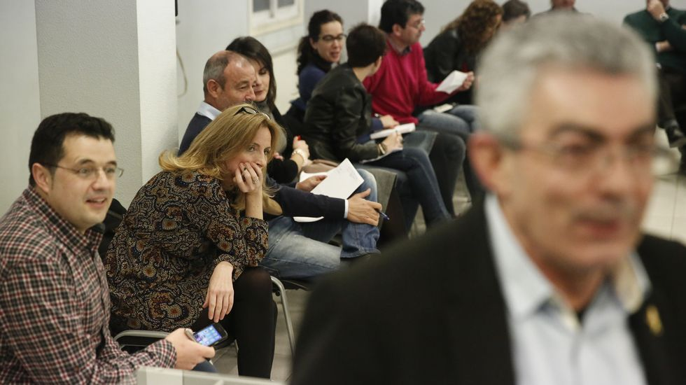 El  Minerva , en A Coruña.Iglesias propone que la elección de unos 80 altos cargos sea por consenso político y con participación popular.