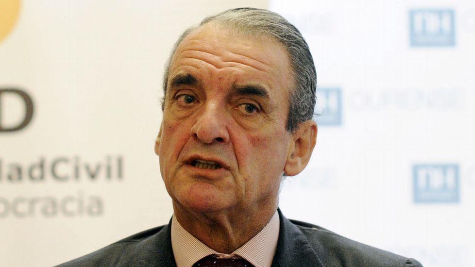 Mario Conde sale de prisión tras pagar la fianza de 300.000 euros