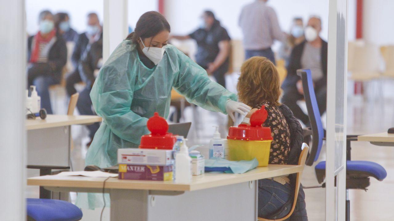 Vacunación en FIMO