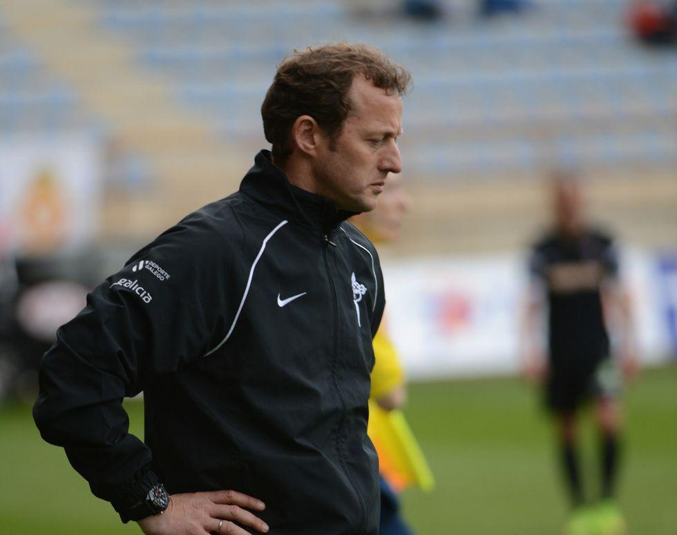 El técnico asegura que su equipo no mereció la derrota.