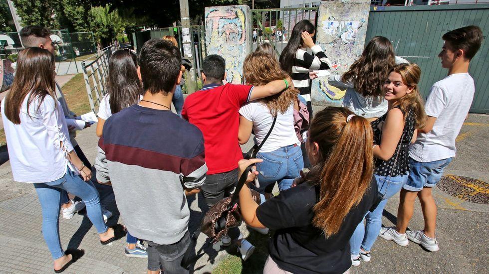 En Galicia existe una uniformidad entre todo el alumnado en cuanto a conocimientos, que además se sitúa en la parte alta de España