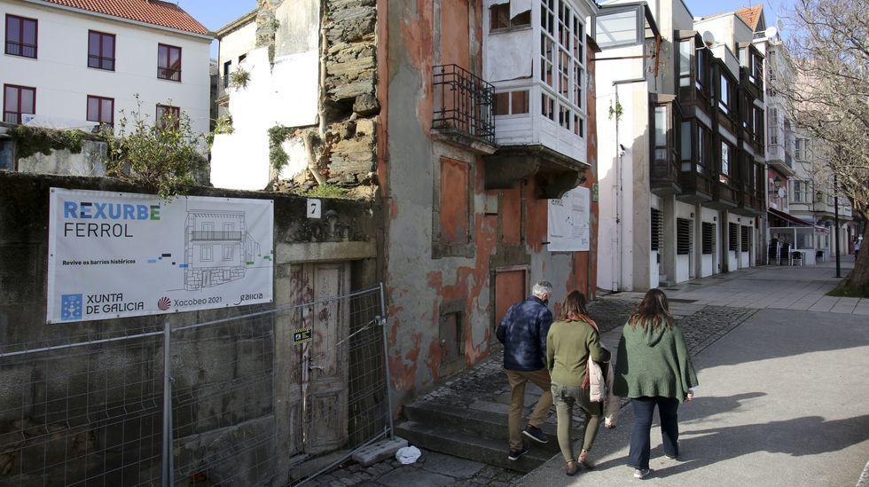 Un inmueble adquirido en Ferrol en convocatorias anteriores