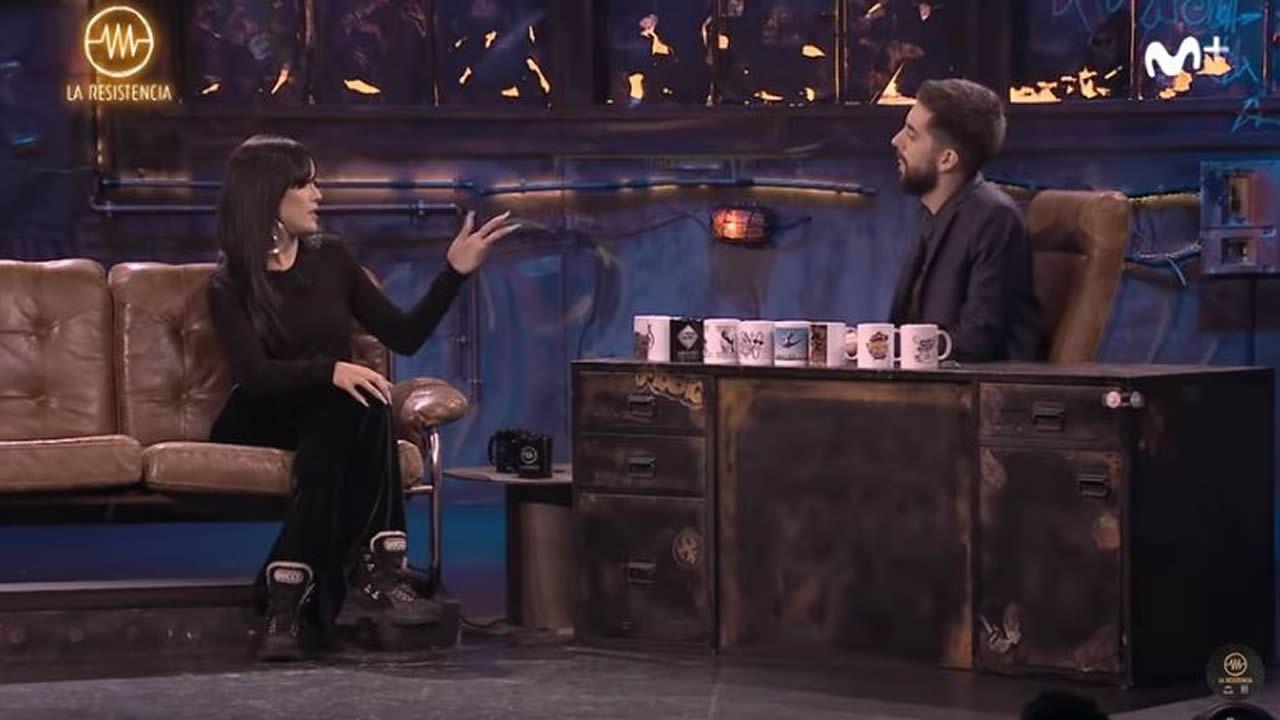 Entrevista a La Zowi en «La Resistencia».Héctor Ruiz, Sergio Sánchez y Jofre Mateu