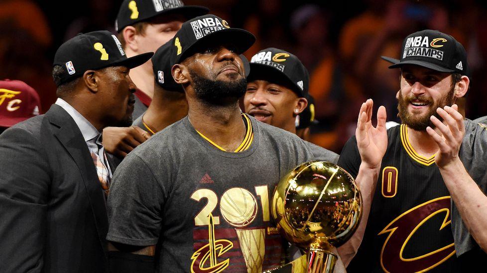 LeBron: «Volví para lograr el título con Cleveland»
