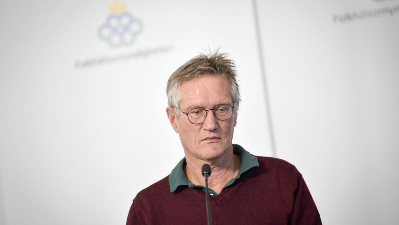 Tegnell considera que Suecia debería haber reaccionado antes