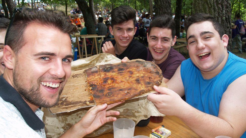 Todas las fotos de la Festa da Empanada de Chantada