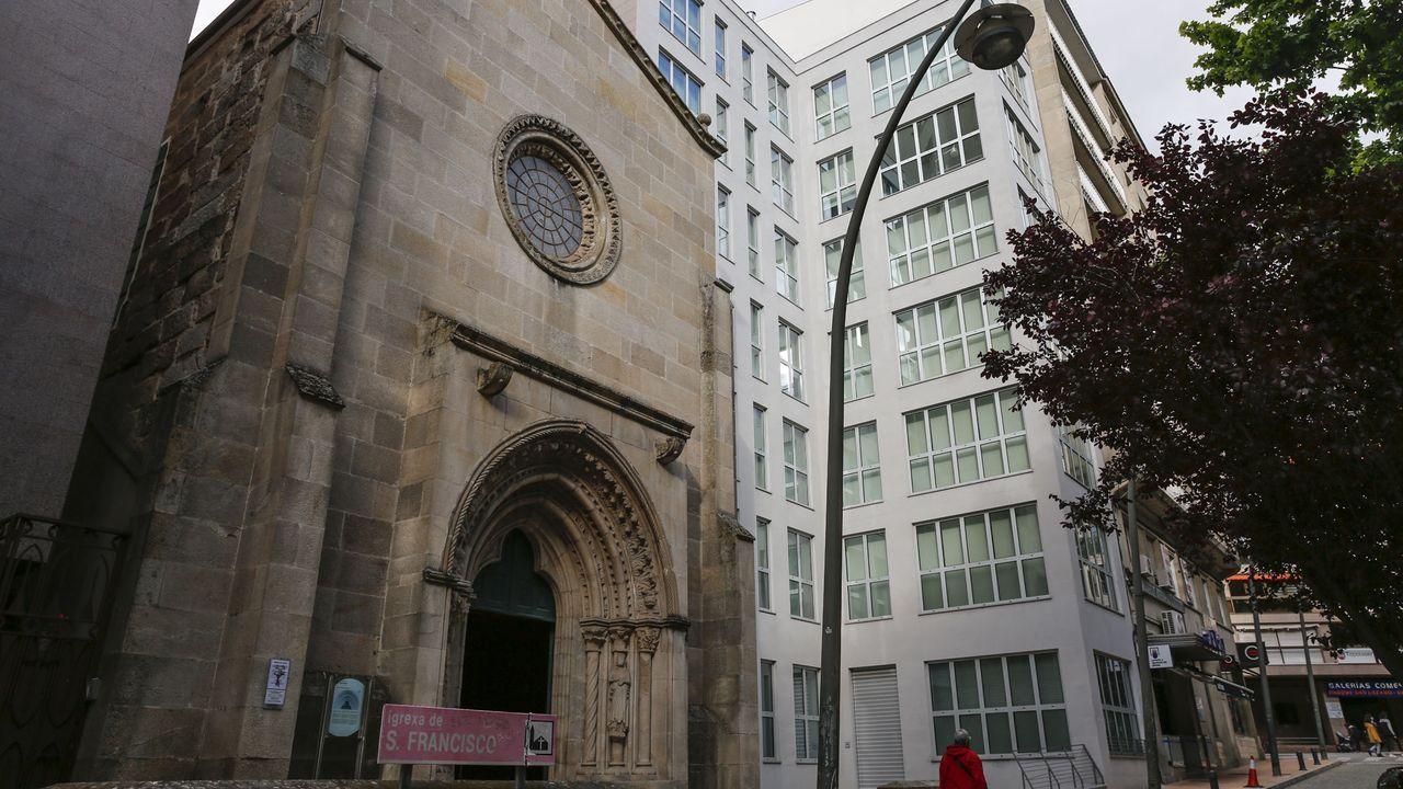 gotica.La sentencia dice que el edificio obstaculiza la visión de la iglesia