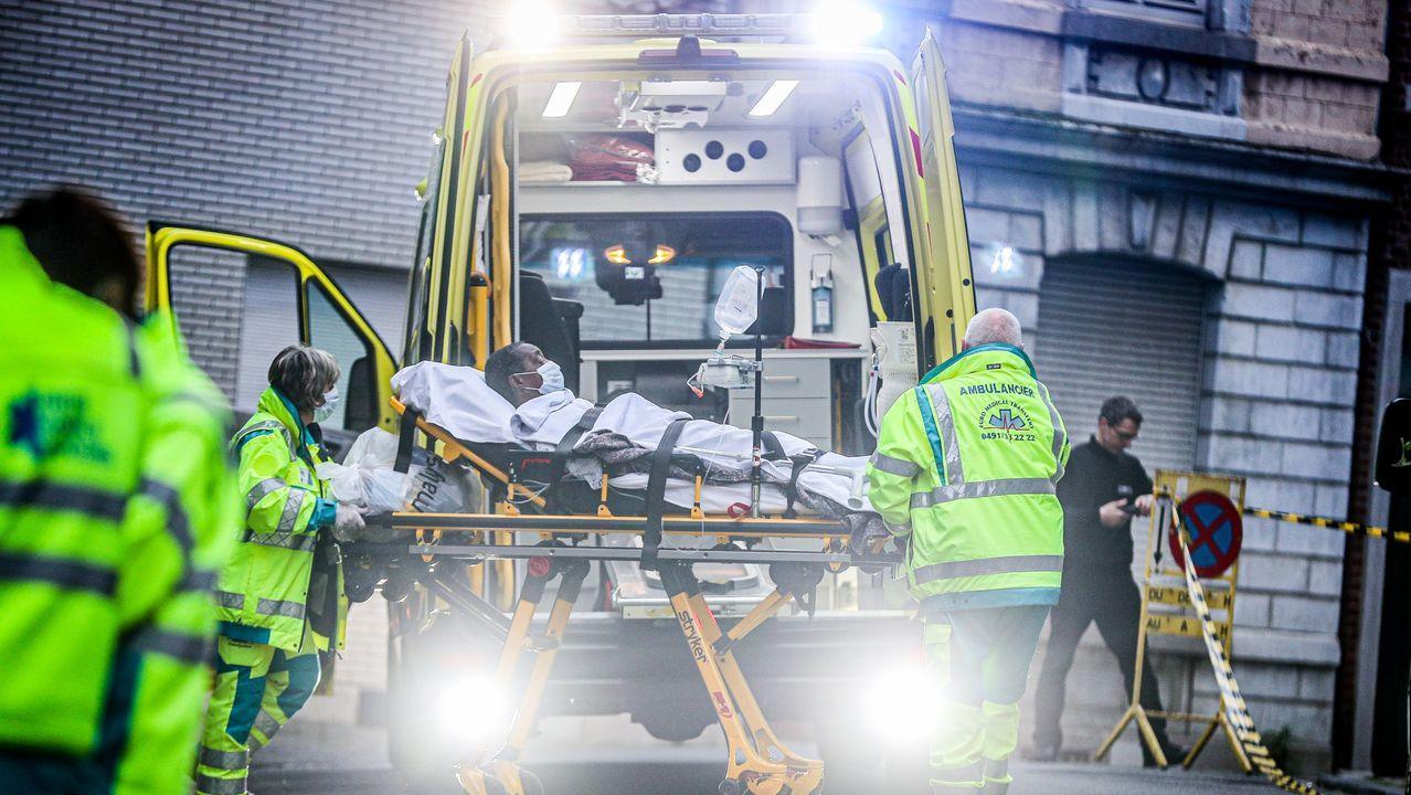 Bélgica registra un exceso de mortalidad del 80 % durante la pandemia