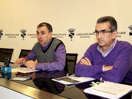 Manuel Gómez y Carlos Vence desgranaron las mejoras del servicio