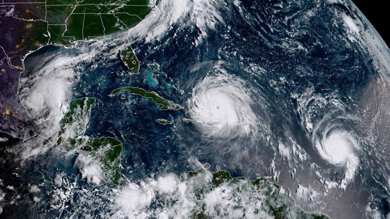 Algo se está cociendo en el Atlántico.Españoles expatriados de San Martín por el «Irma»