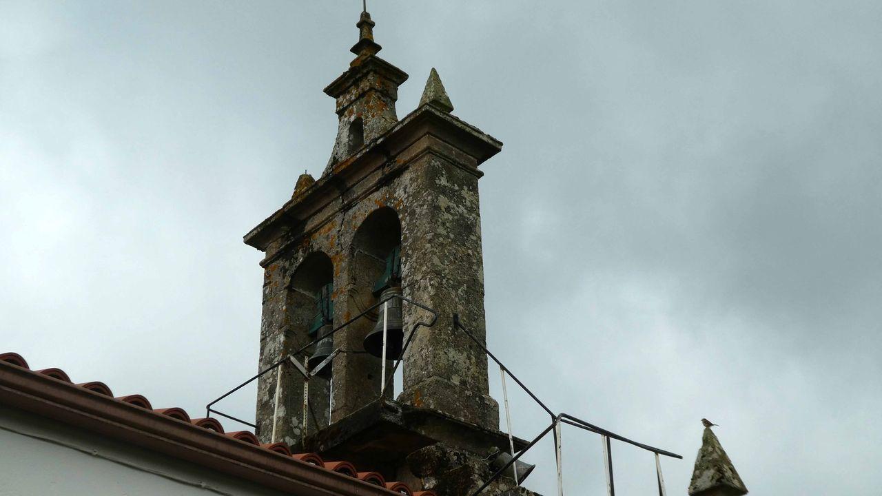 García rastreou a historia de Cereixa en diferentes arquivos históricos