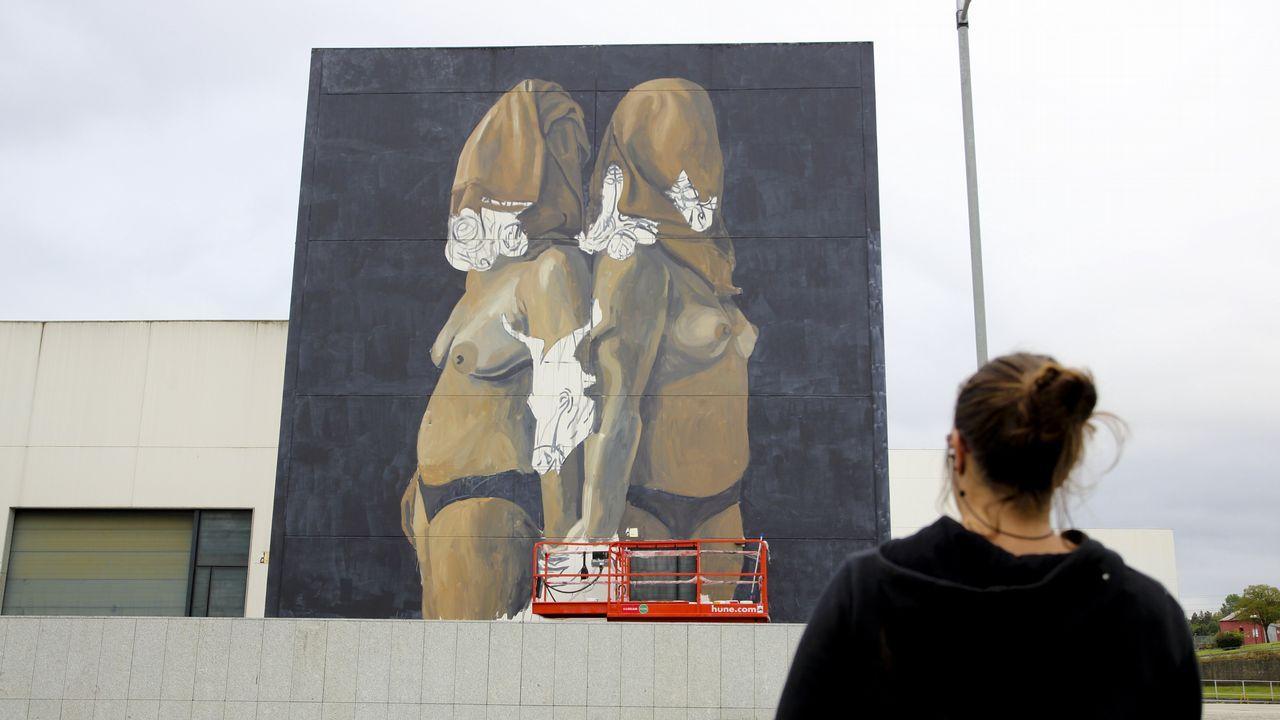 Así son los seis murales del quinto Rexenera Fest