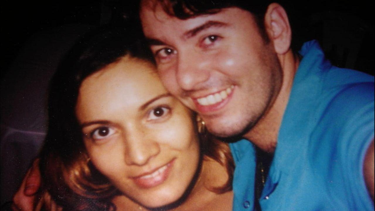 Marcio Pérez, las fotos de una vida alegre y en familia queparalizó un tiroteo