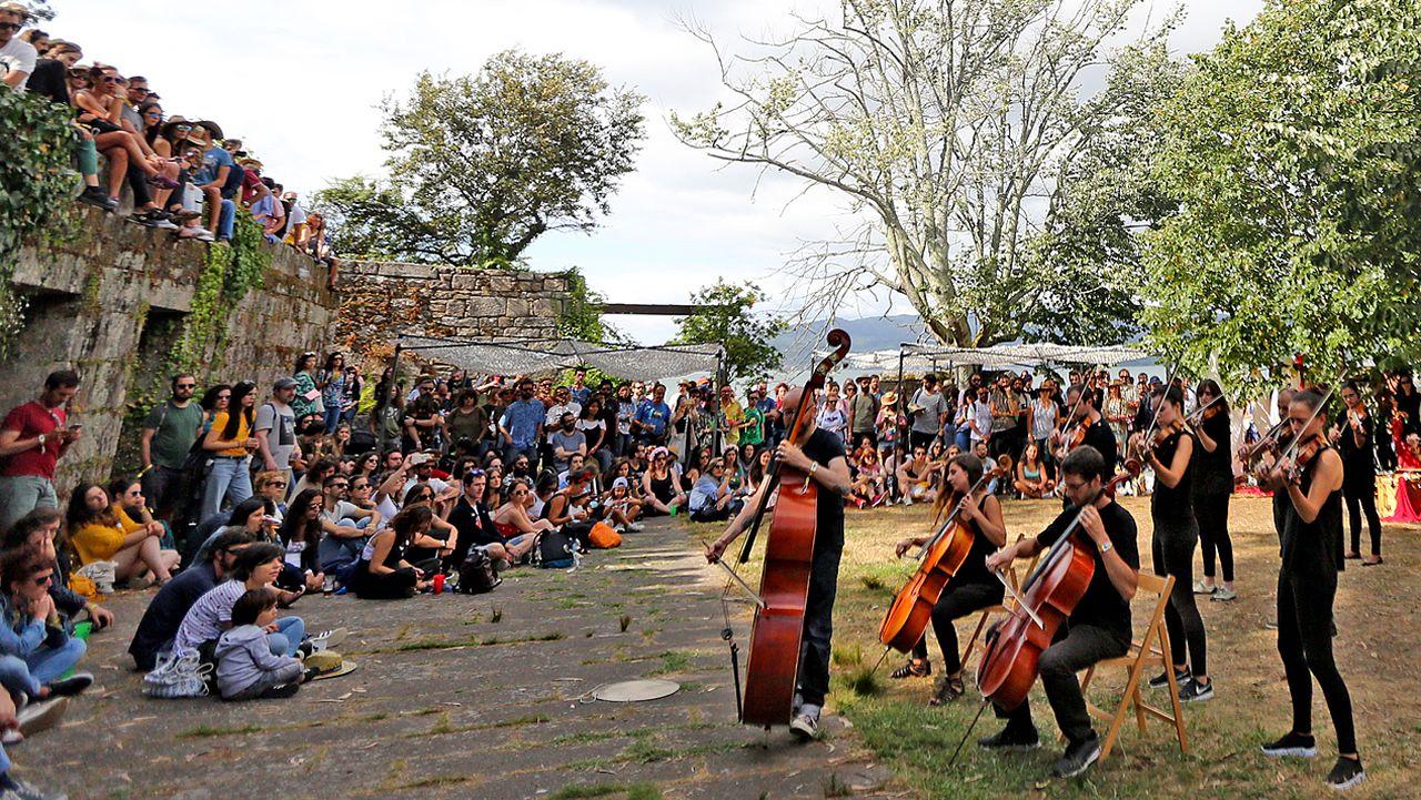 Así arranca el Sinsal, el festival «secreto»