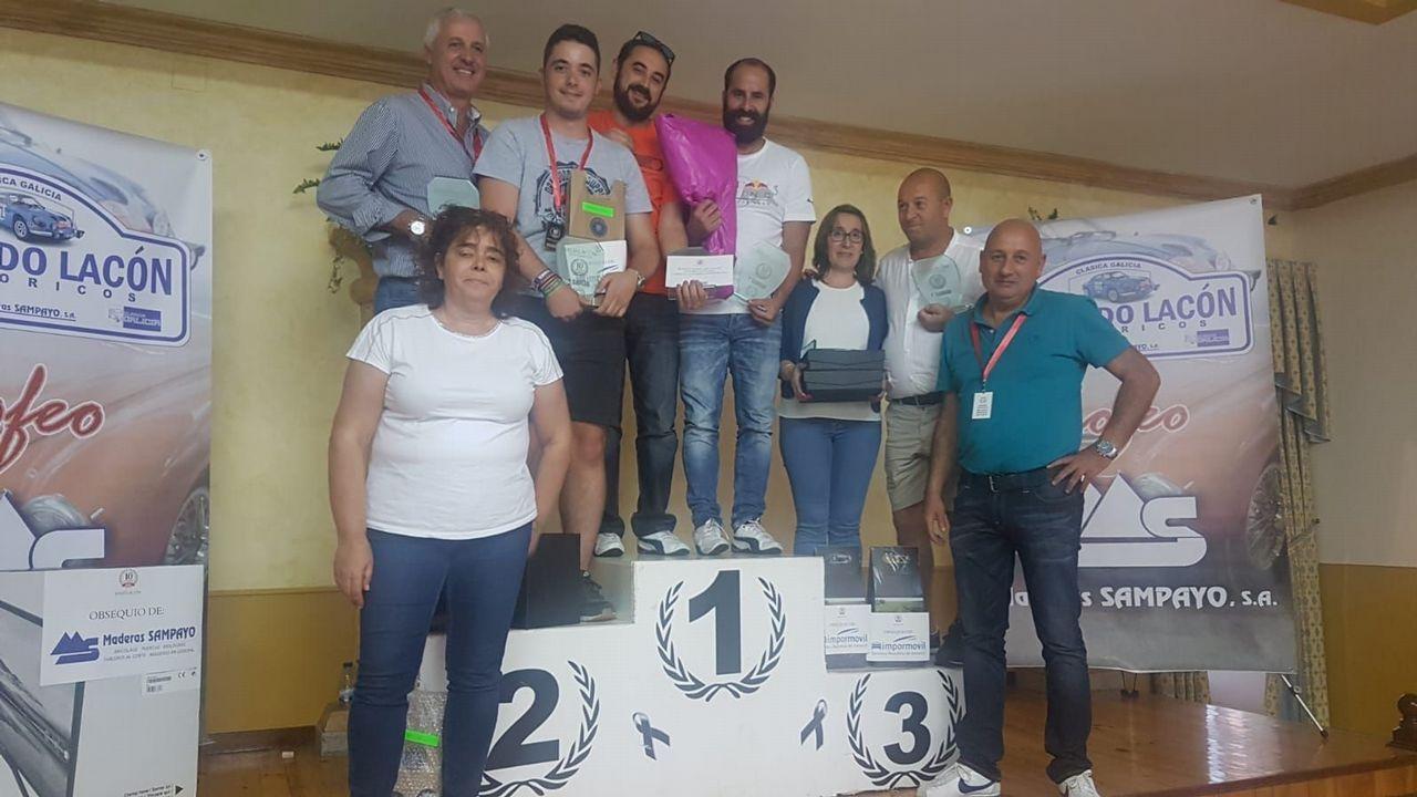 Rosa Martínez, galardonada con el premio Rotary Club de Oviedo a la Mujer Trabajadora