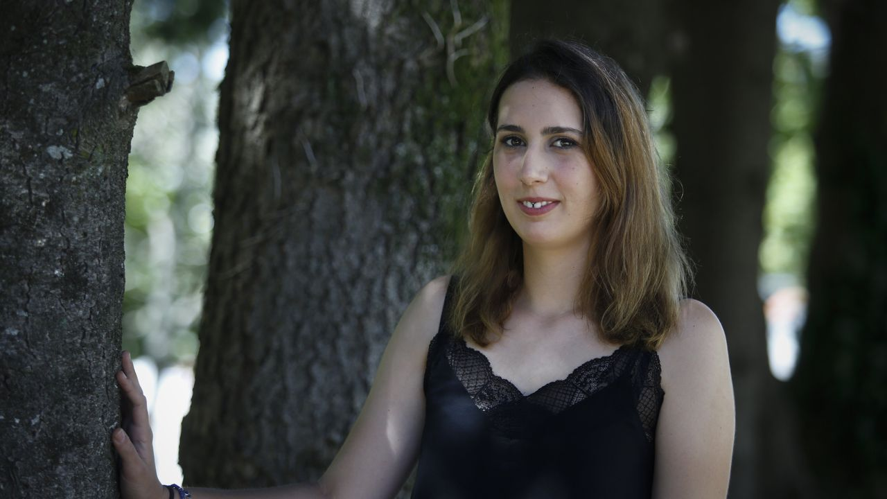 Eva Villar, estudiante de doctorado, busca piso en Santiago