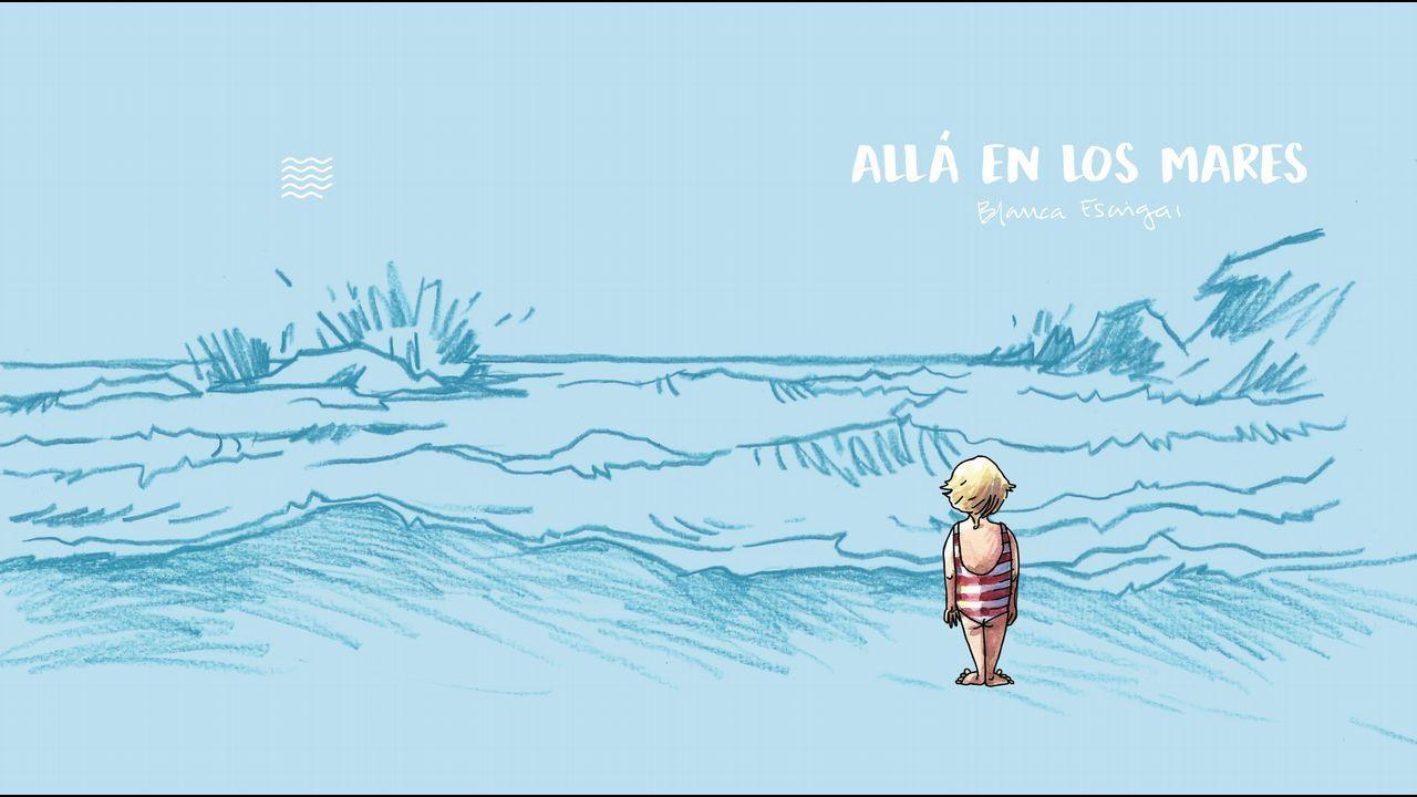 En la imagen, la portada de la nueva obra que sacará al mercado Libros del Océano