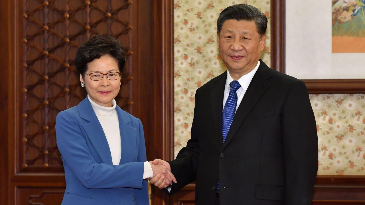 La progresista Tsai sacó veinte puntos de ventaja a su rival