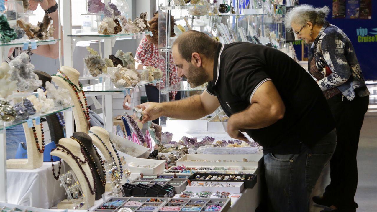 Minervigo ofrece más de 15.000 piezas.Pedro Leal