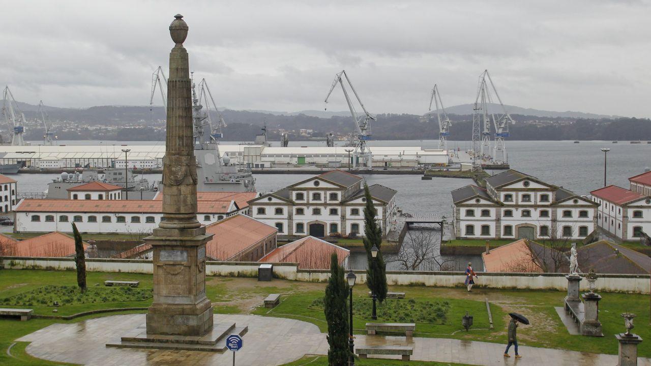 Sede de la RTPA, en Gijón.Sede de la RTPA, en Gijón