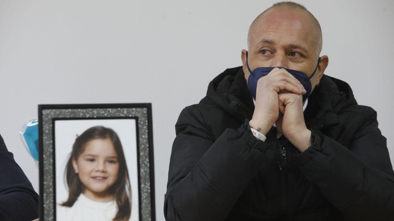 Así es Norbert Feher, alias Igor el Ruso.Contenedores de la calle Jenaro Suárez Prendes, en donde apareció el cadáver de un bebé