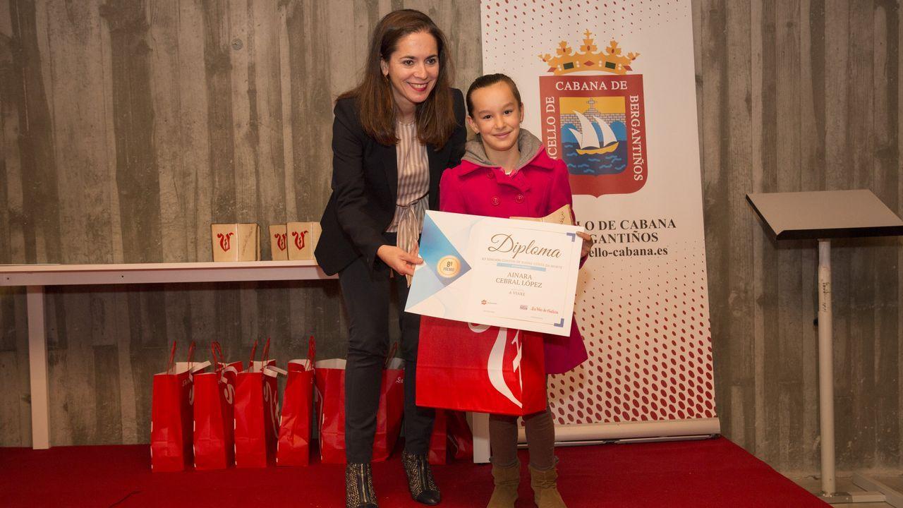 Oitavo premio: Ainara Cebral López