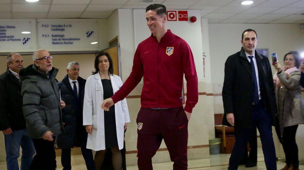 Fernando Torres: «Me acuerdo de todo hasta justo antes del golpe»