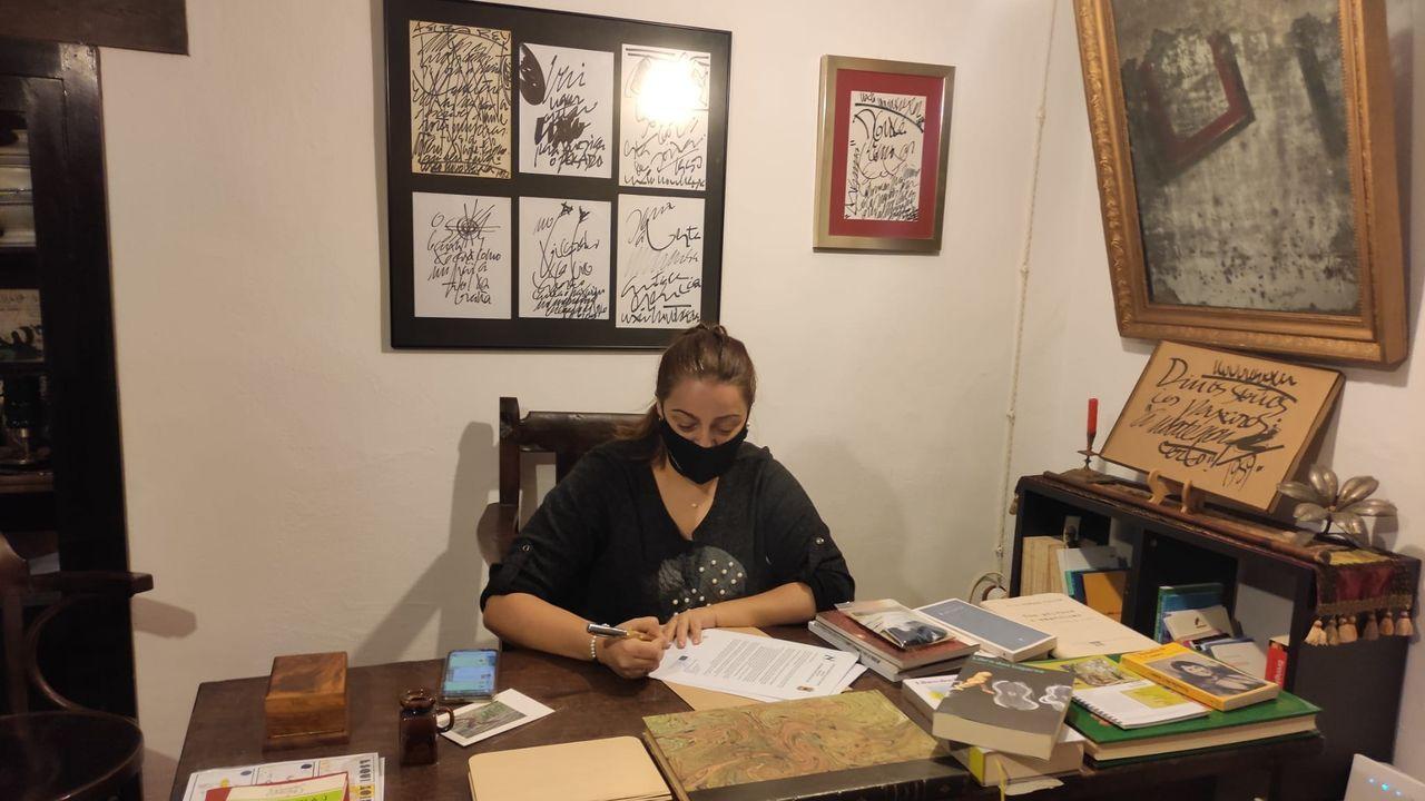 En directo | Comparecencia de Pedro Sánchez tras el Consejo de Ministros.La alcaldesa Dolores Castro firmó el convenio en la sede de la Fundación Uxío Novoneyra
