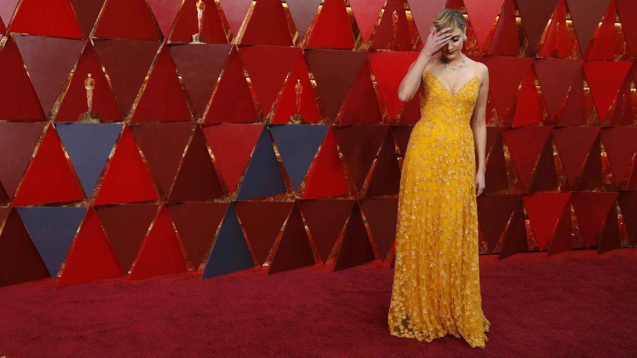 Greta Gerwig, que podría ser la segunda mujer que logra el Óscar a la mejor dirección
