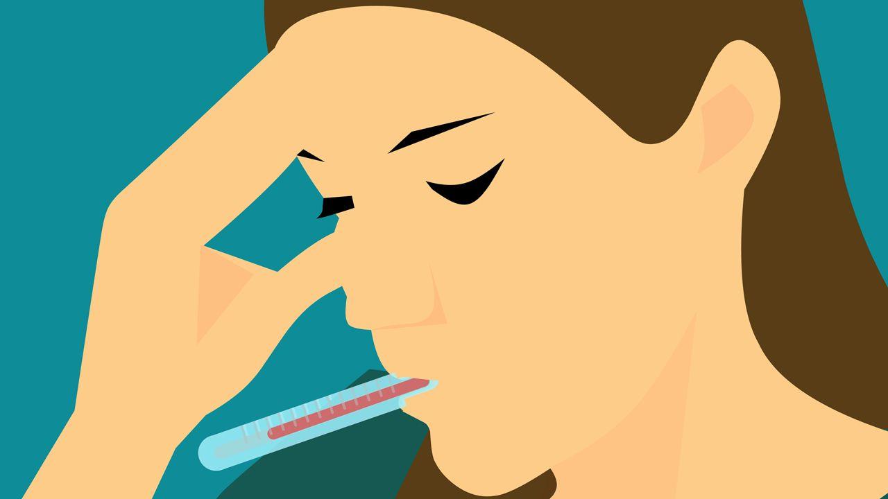 coronavirus, gripe, catarro, fiebre, paciente, enfermo, enferma.La réplica del Pegaso que circulará por las calles de Gijón