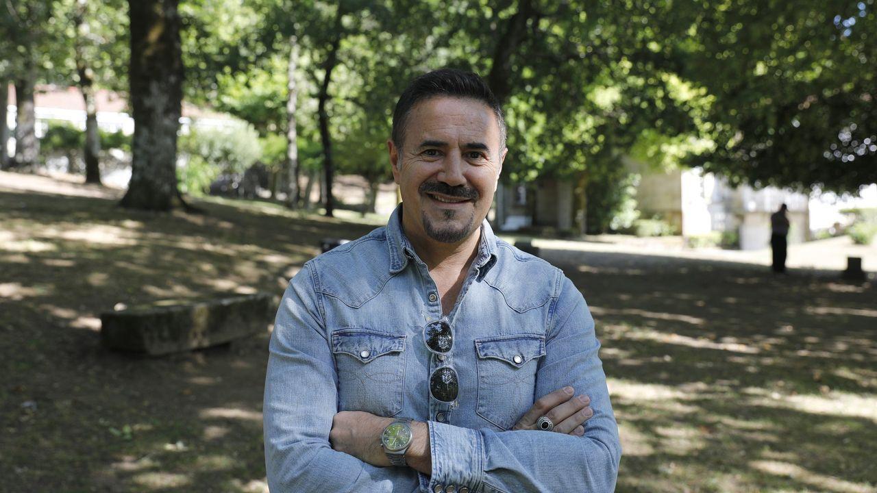 El actor francés de origen gallego José García