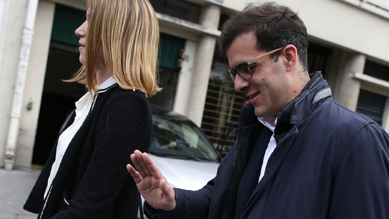 Ismaël Emelien, el segundo de los colaboradores más cercanos a Macron en dejar el Elíseo