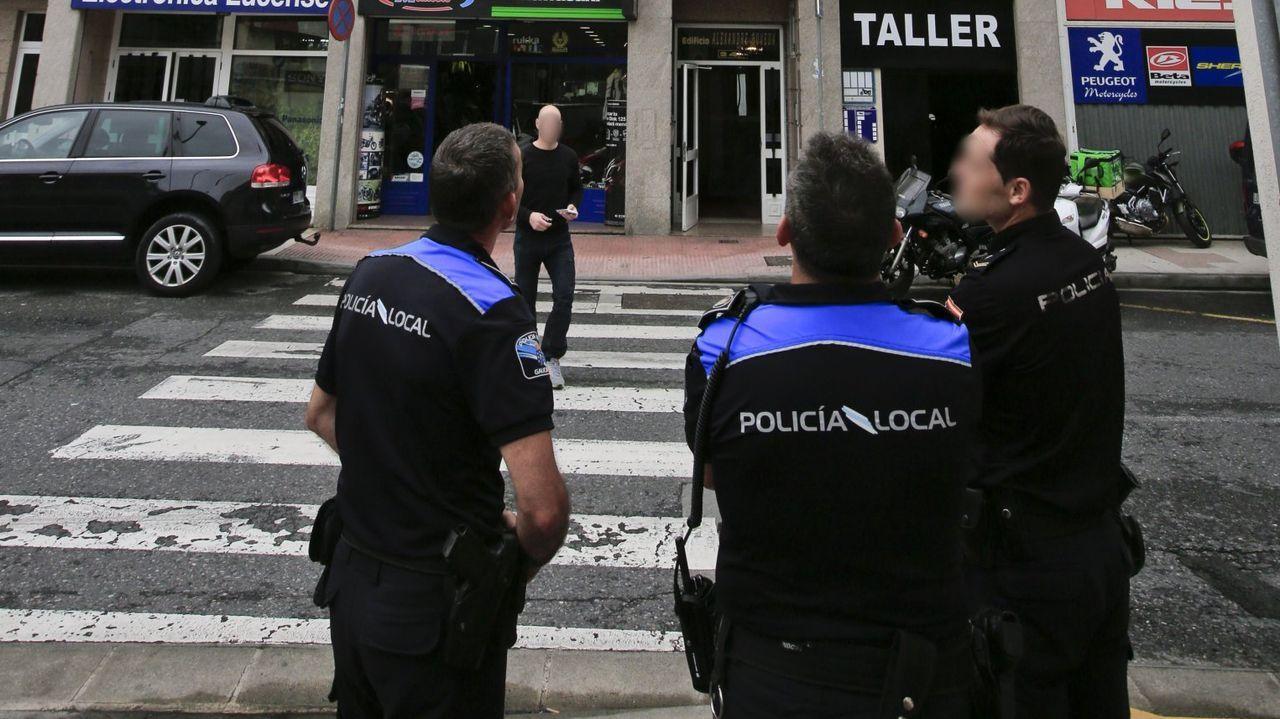 Las acusaciones piden la prisión permanente revisable para el Chicle por la violación y asesinato de Diana.Sede de la Audiencia Provincial en Oviedo