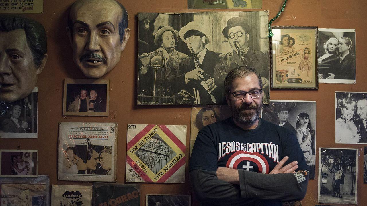 La vida de Felipe de Edimburgo, en imágenes.El escritor argentino Carlos Busqued