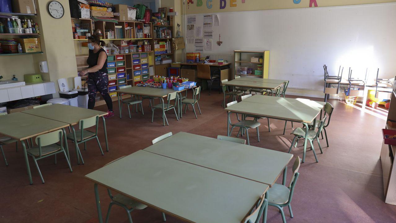 Los colegios que ya estaban masificados tendrán dificultades para reducir los alumnos por aula