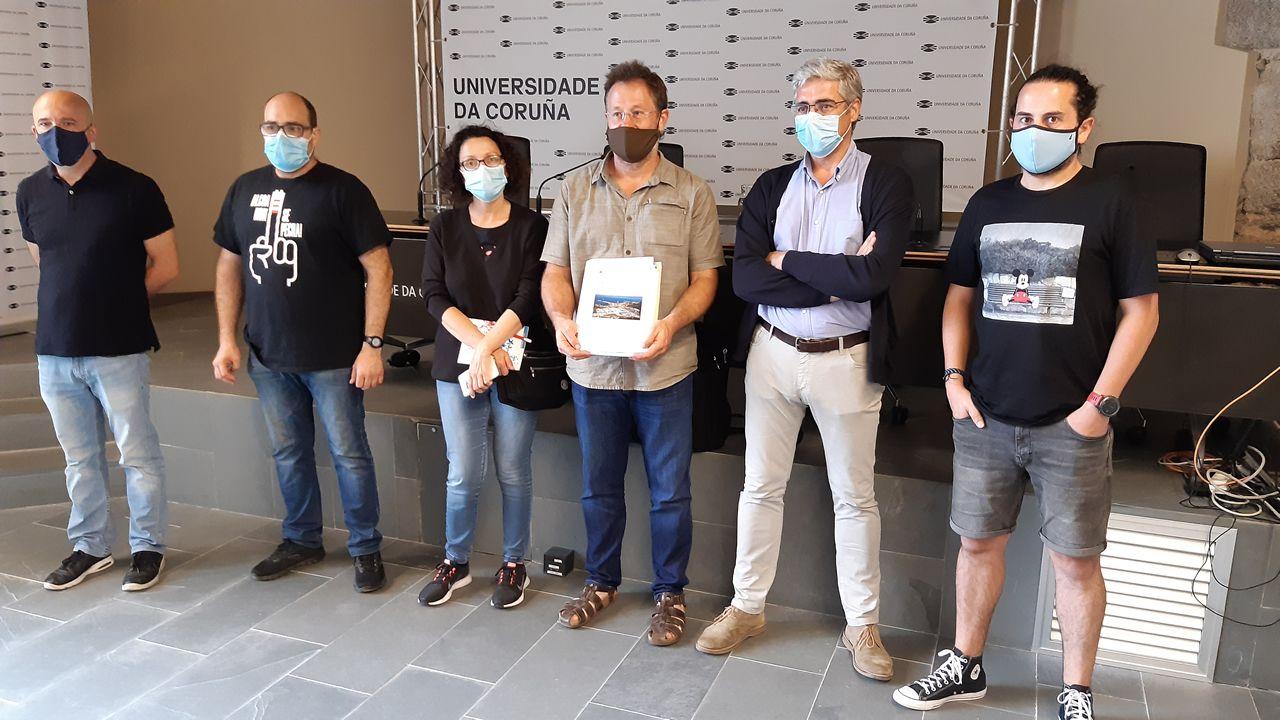 Anxo Quintana es uno de los firmantes del manifiesto en apoyo de Pontón